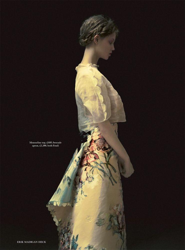 Lindsey Wixson Harpers Bazaar 3