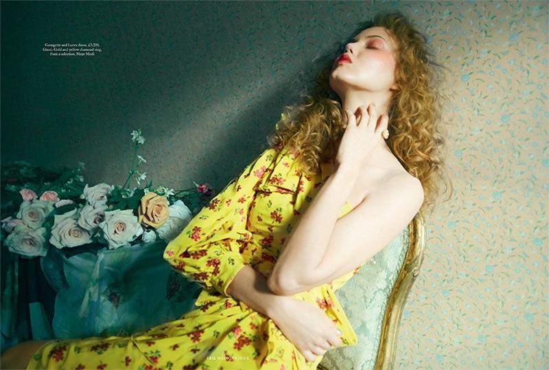 Lindsey Wixson Harpers Bazaar 6