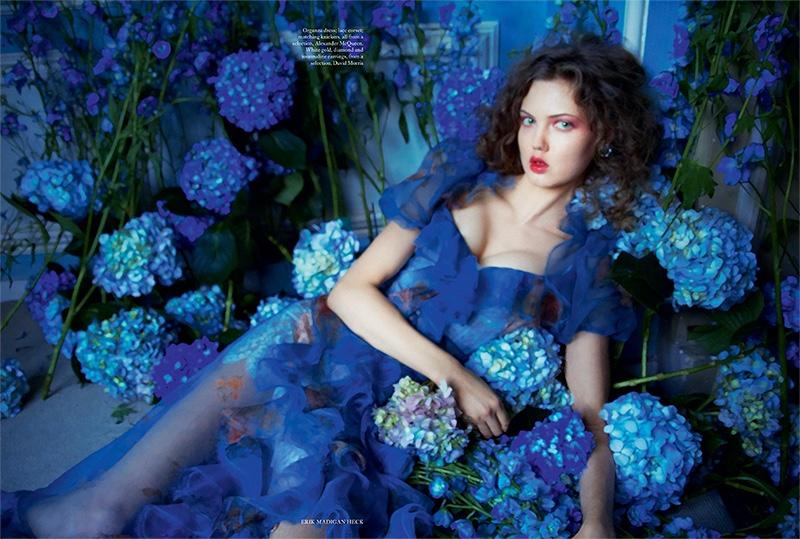 Lindsey Wixson Harpers Bazaar 8