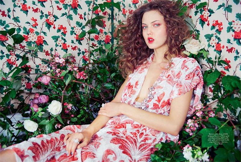 Lindsey Wixson Harpers Bazaar 9
