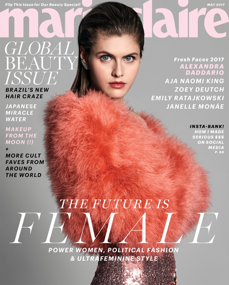 Marie Claire May 5