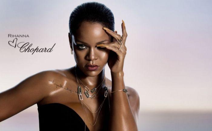 Rihanna Chopard 1