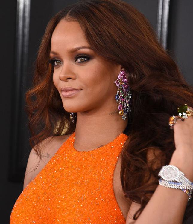 Rihanna Chopard 4