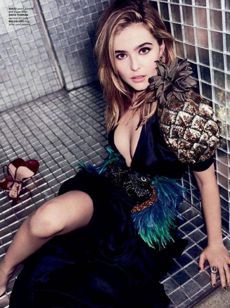 Zoey Deutch C Magazine 3