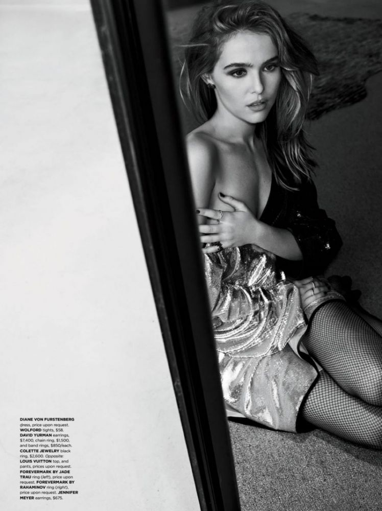 Zoey Deutch C Magazine 9