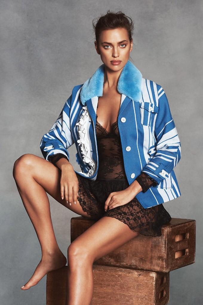 Irina Shayk S Moda 2