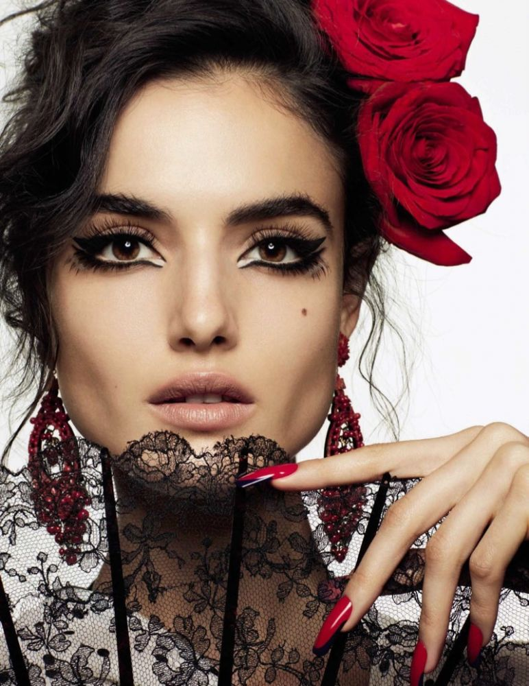 blanca padilla vogue spain 1