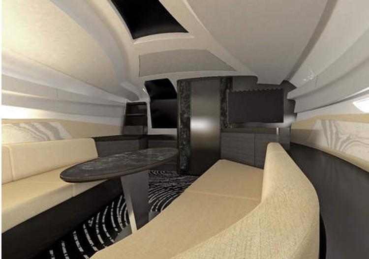Lexus Sport Yacht Concept 5