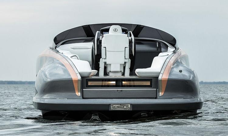 Lexus Sport Yacht Concept 6