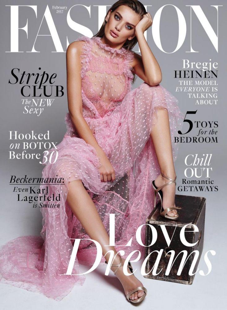 bregje heinen fashion magazine 1