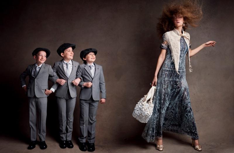 Gigi Hadid Vogue 1