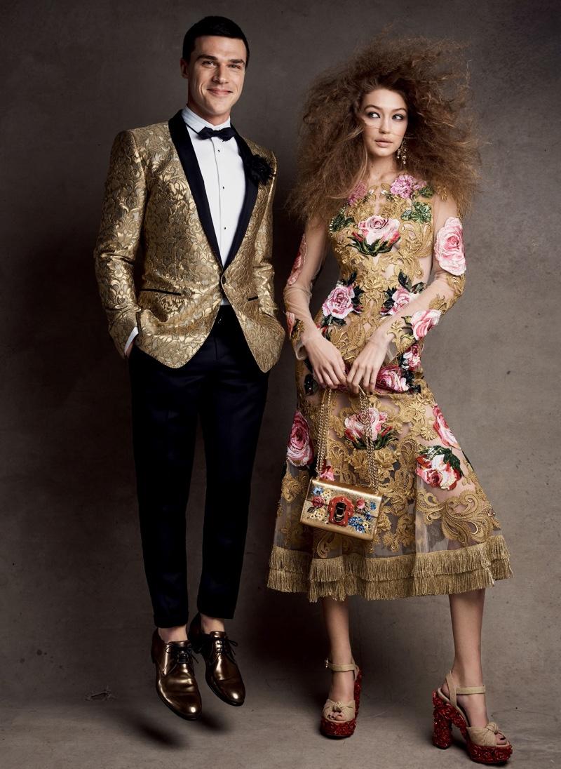 Gigi Hadid Vogue 10