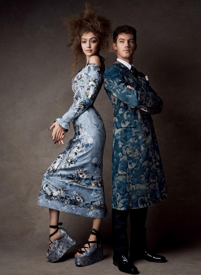 Gigi Hadid Vogue 7