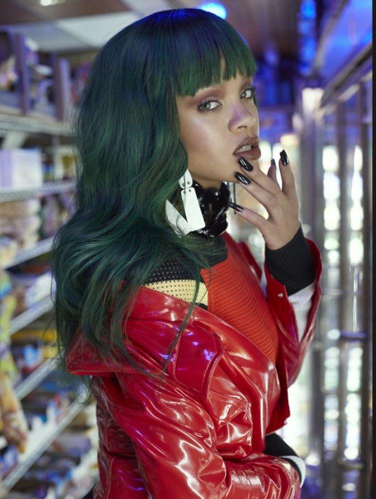 Rihanna Paper Magazine 10