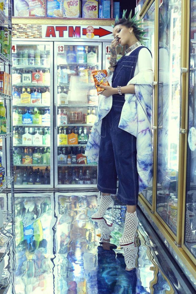 Rihanna Paper Magazine 13
