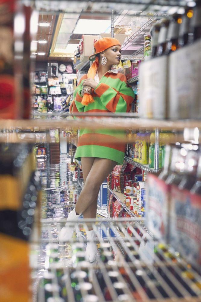 Rihanna Paper Magazine 14