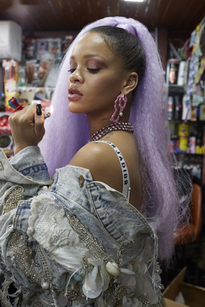 Rihanna Paper Magazine 2