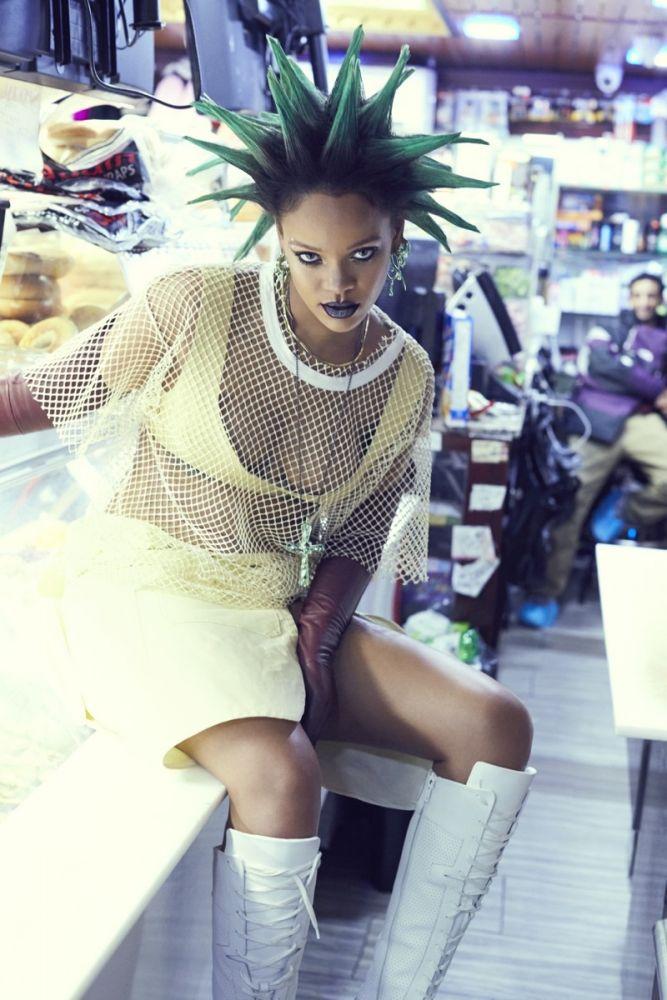 Rihanna Paper Magazine 4