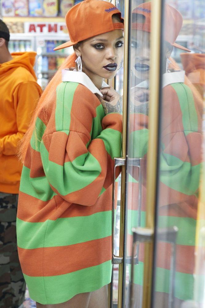 Rihanna Paper Magazine 5