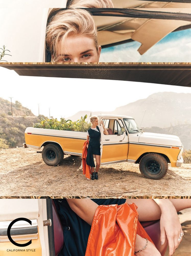 Rosie Huntington Whiteley C Magazine 4