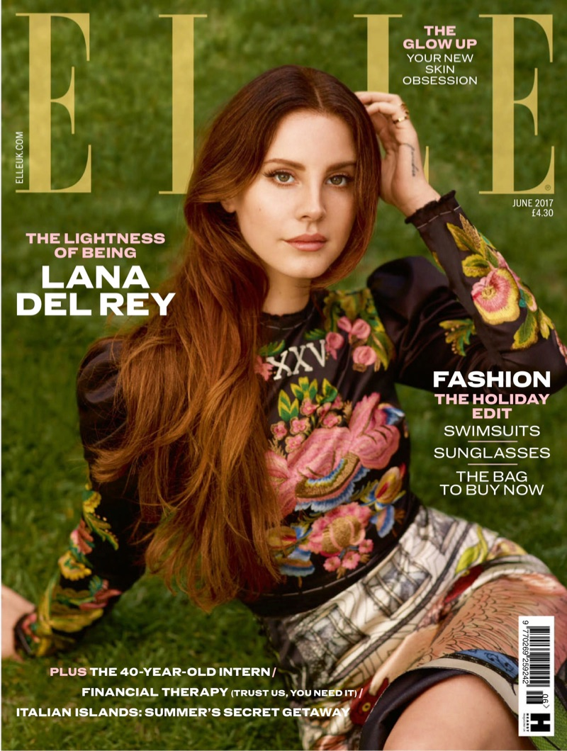 Lana Del Rey ELLE UK 1