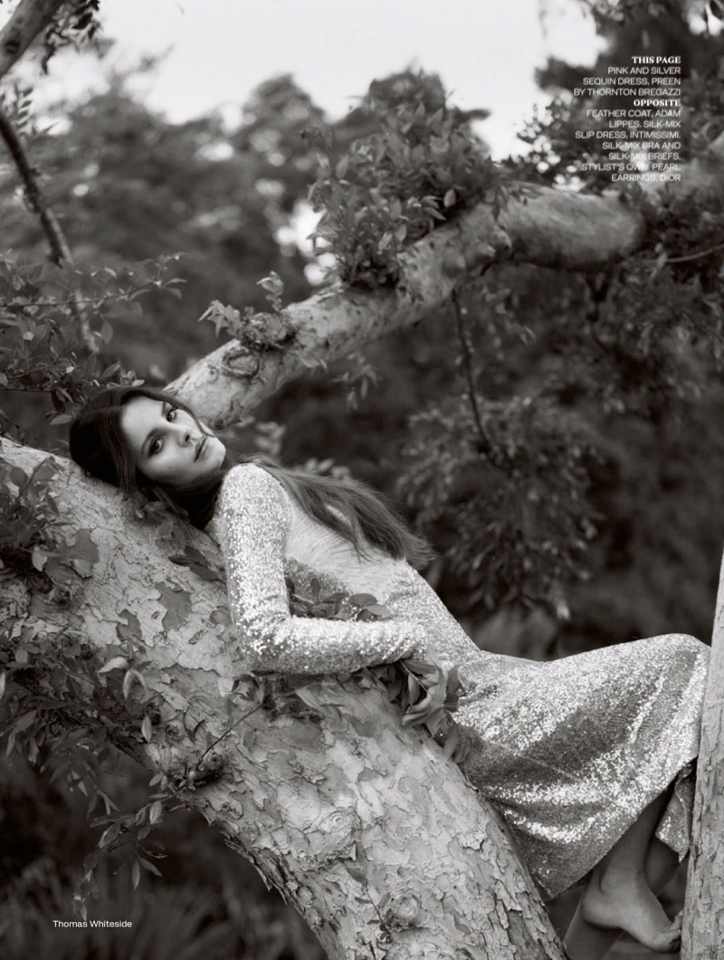 Lana Del Rey ELLE UK 4