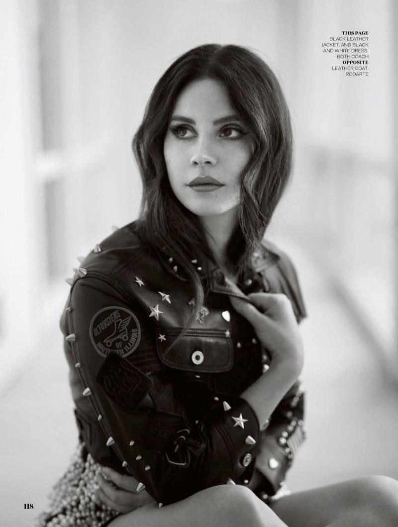 Lana Del Rey ELLE UK 5