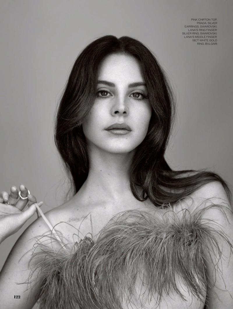 Lana Del Rey ELLE UK 7
