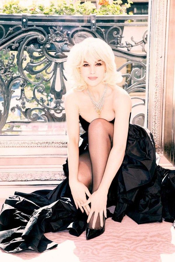 Monica Bellucci Madame Figaro 6