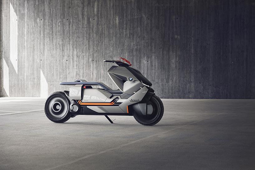 bmw motorrad concept link 1