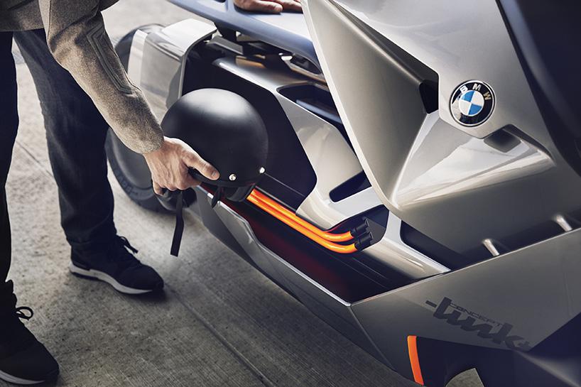 bmw motorrad concept link 11