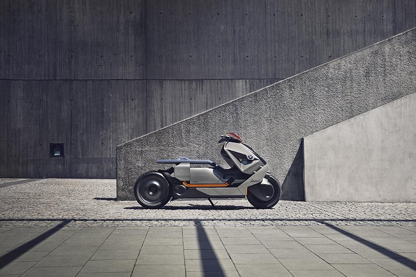 bmw motorrad concept link 2