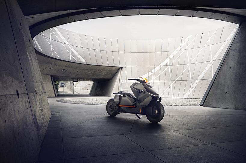 bmw motorrad concept link 3