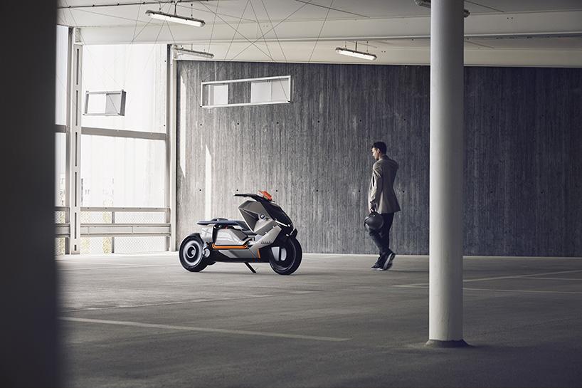bmw motorrad concept link 5