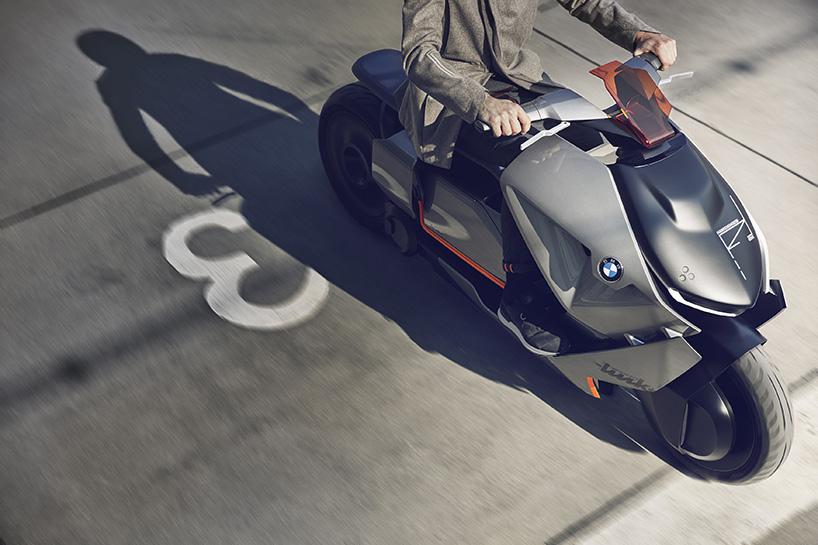 bmw motorrad concept link 6