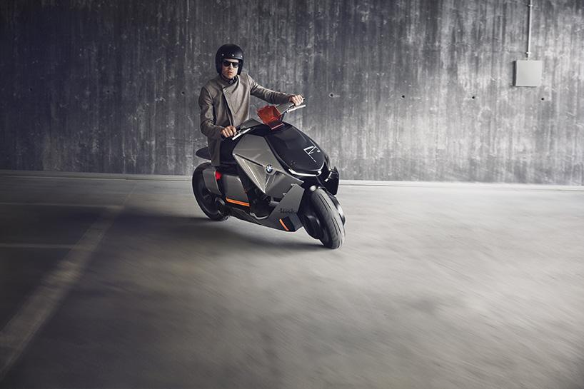 bmw motorrad concept link 7