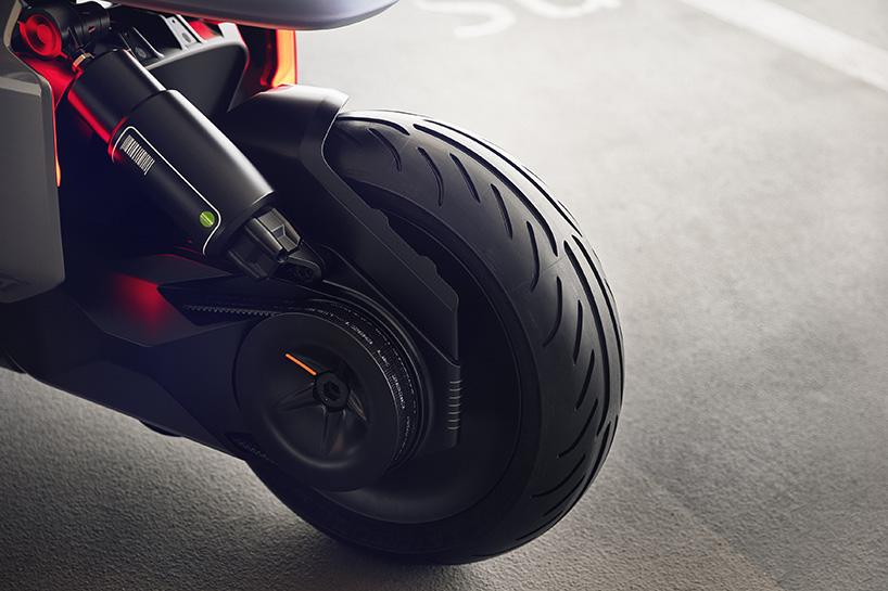 bmw motorrad concept link 8