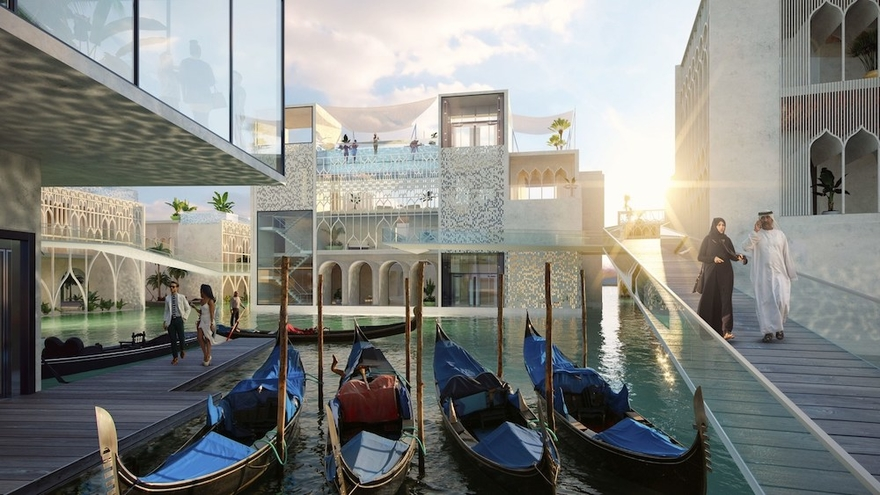 the floating venice 2